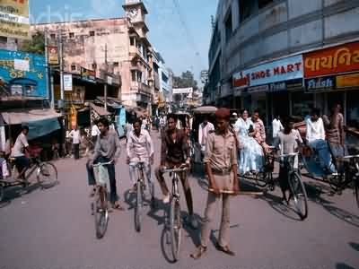 Real Mumbai Cyclists