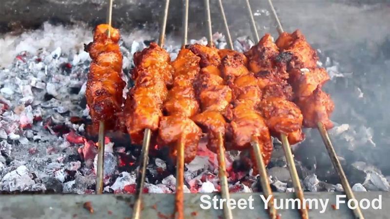 Mutton Khiri Kebab