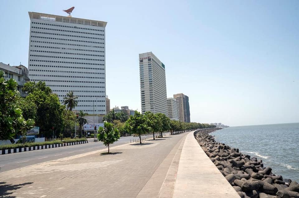 Nariman Point View Once Again
