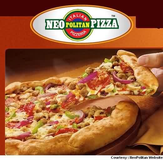 Neo Politan Pizzas