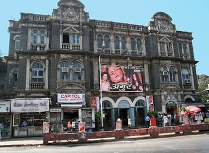 Old Capitol Cinema, Opposite CST Station
