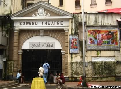 Old Edward Talkies, Dhobi Talao, Kalbadevi, Mumbai