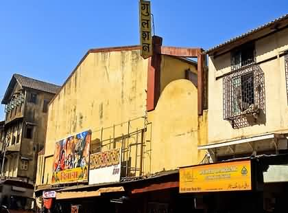 Old Gulshan Cinema at Opera House, Mumbai