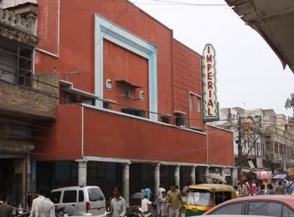 Old Imperial Cinema Hall at Grant Road