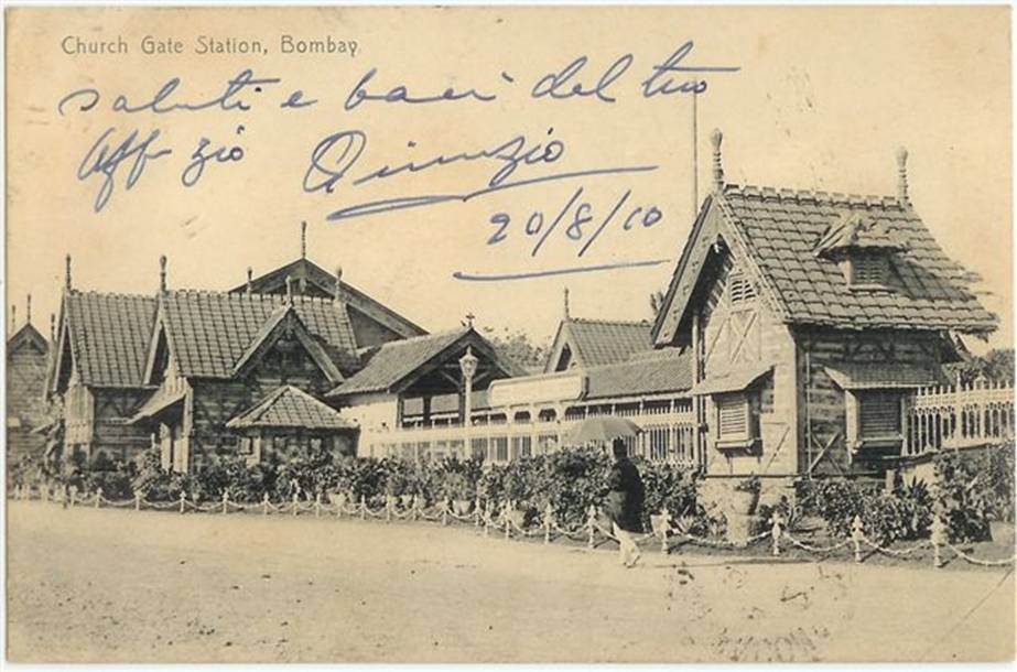 Old Churchgate Station