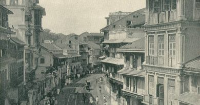 Old Streets of Kalbadevi