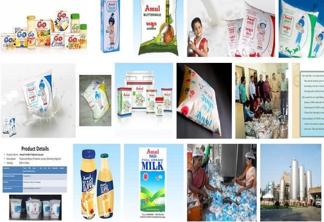 Packed Milk in Mumbai