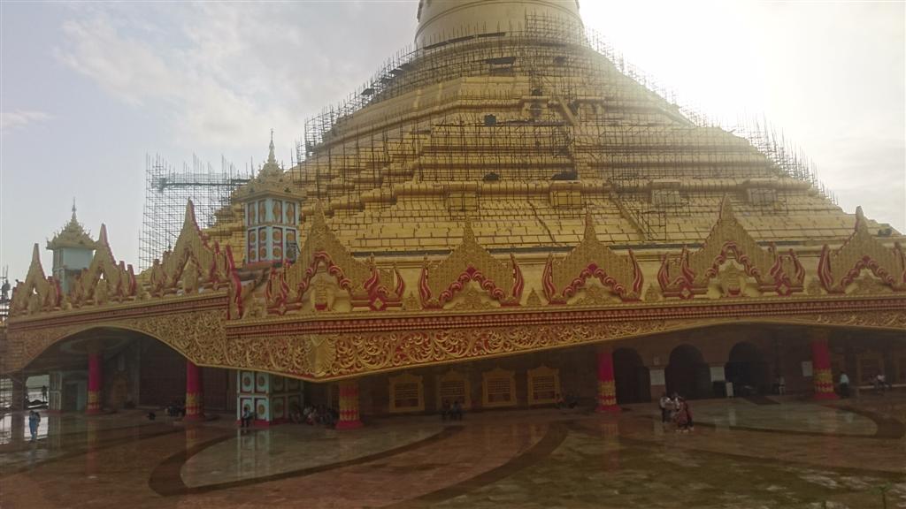 Pagoda Tomb Closeup