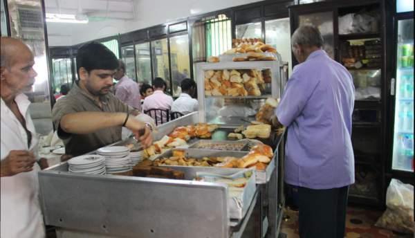 Parsi B Merwans at Grant Road