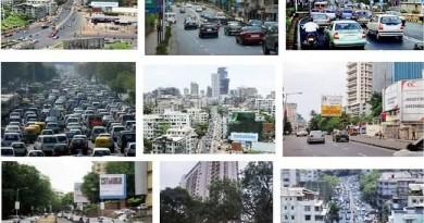 Peddar Road Area South Mumbai