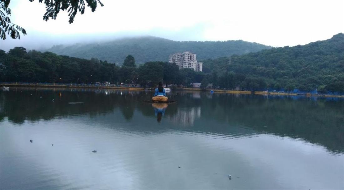 Pokhran Upvan Lake