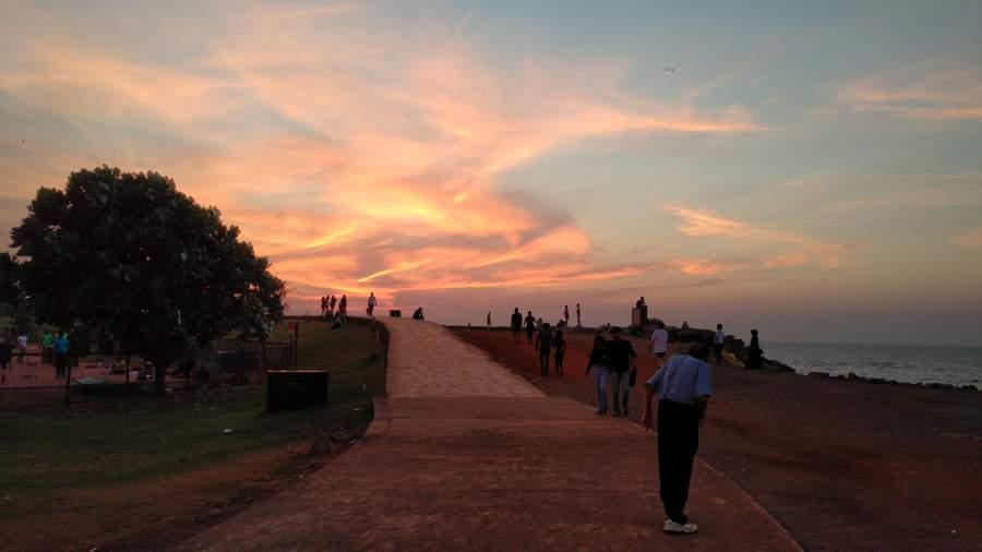 Priyadarshini Evening View