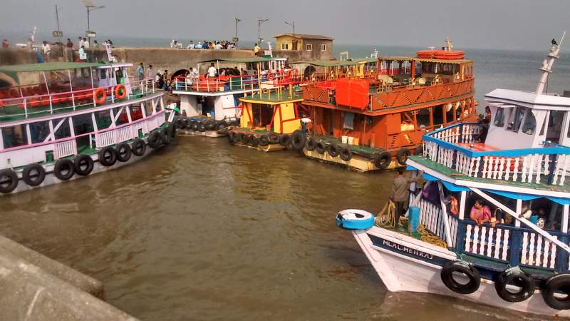 Public Ferry Services Boats