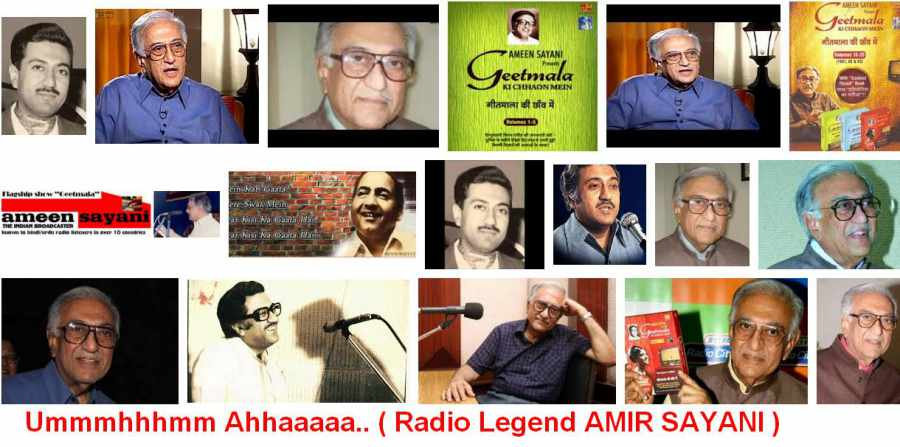 Radio Legend Amir Sayani