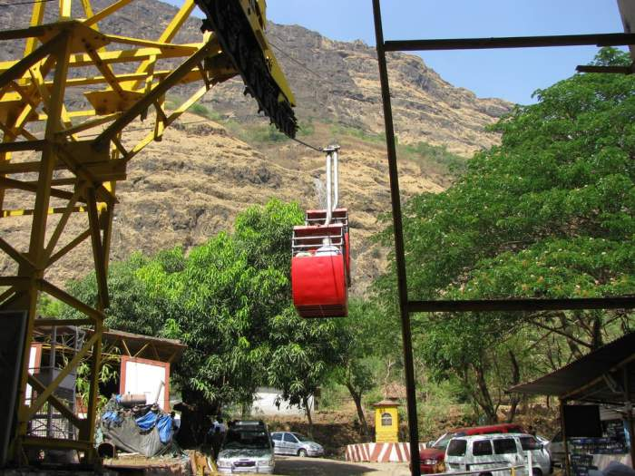Raigad Ropeway Ride