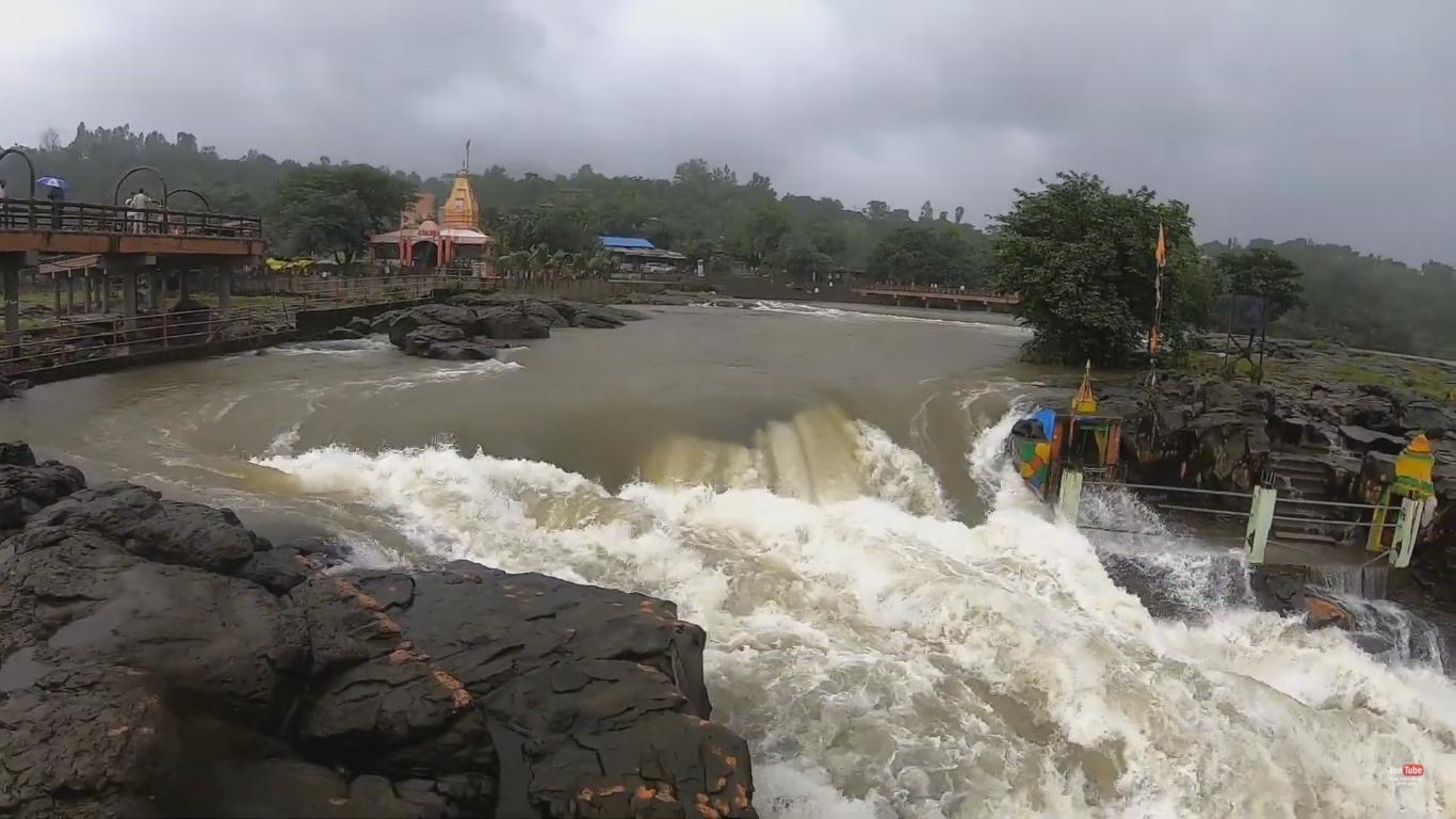 Randha Waterfalls Main View