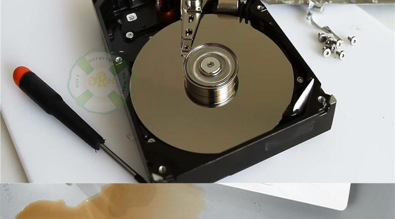 Recovery Hard Drive