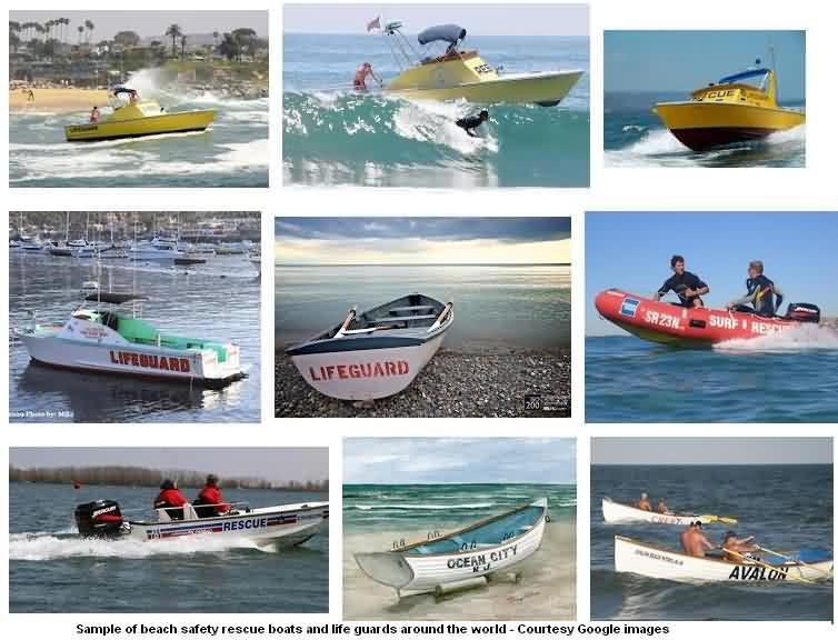 Safety Rescue Boats