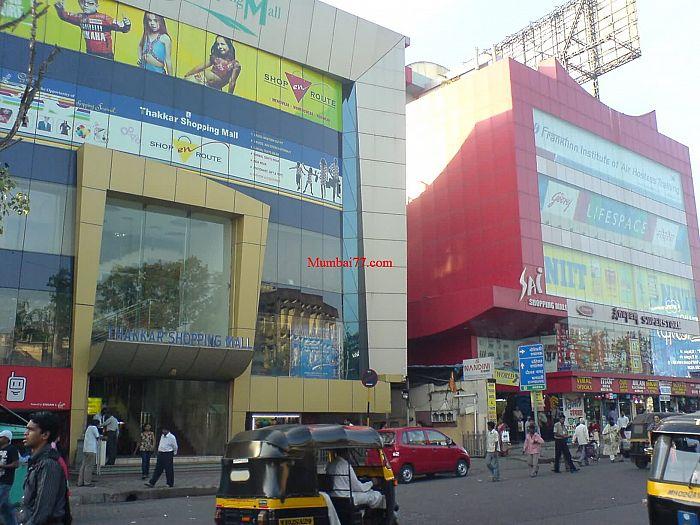 Sai and Thakkar Shopping Mall