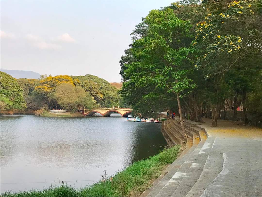 Sanjay Gandhi National Park River