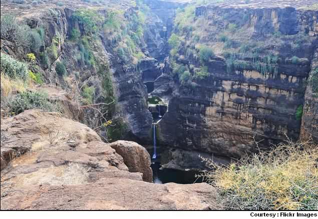 Saptakunda OR Waghora Waterfall