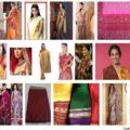 Sarees Types and Brands in Mumbai