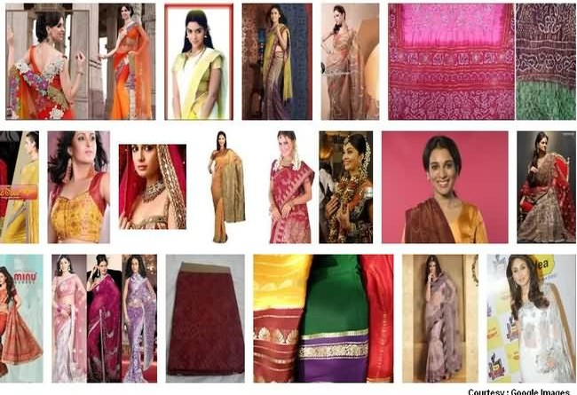 Sarees Types and Brands in Mumbai