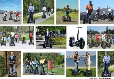 Segway Ride at Nariman Point
