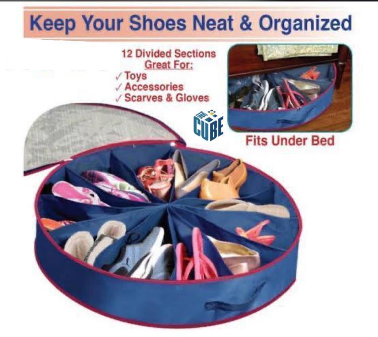 Shoe Go Round Storage