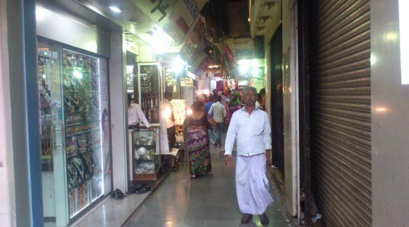 Shops and Mini Lanes