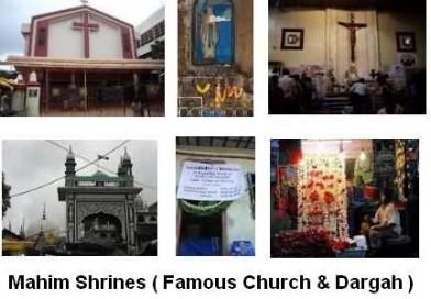 Shrines Of Mahim