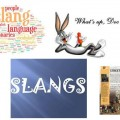 Slangs and Meaning