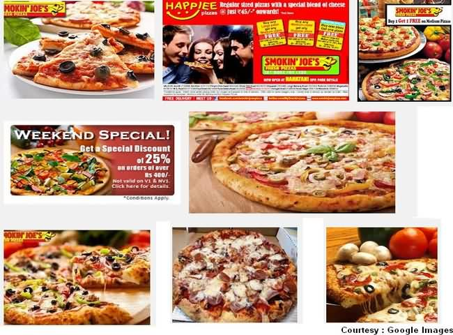 Smokin Joe's Pizzas Mumbai