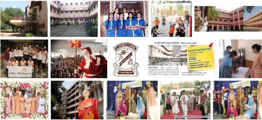 St Anthony Girls School