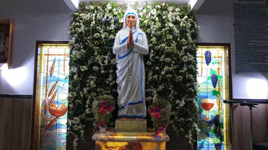 St Mother Teresa Idol