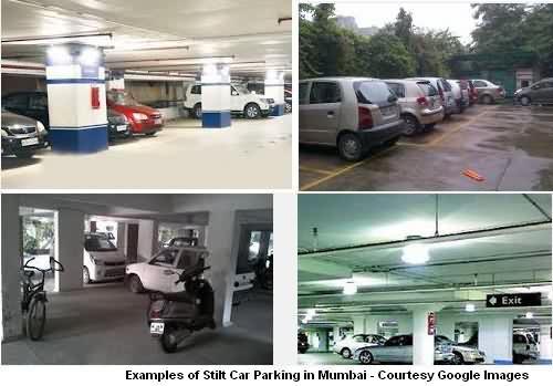 Stilt Car Parking