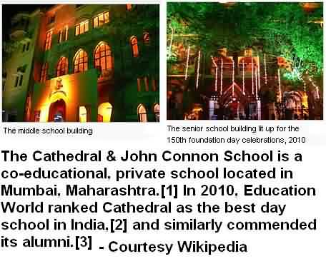 The Cathedral John Connon School