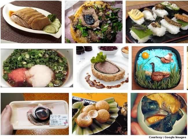 Top Food Delicacies