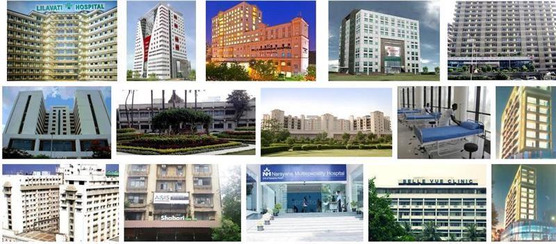 Top Hospitals in Mumbai