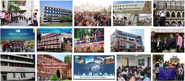 Tourism Colleges