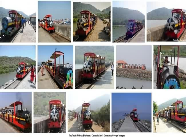 Mini Toy Train
