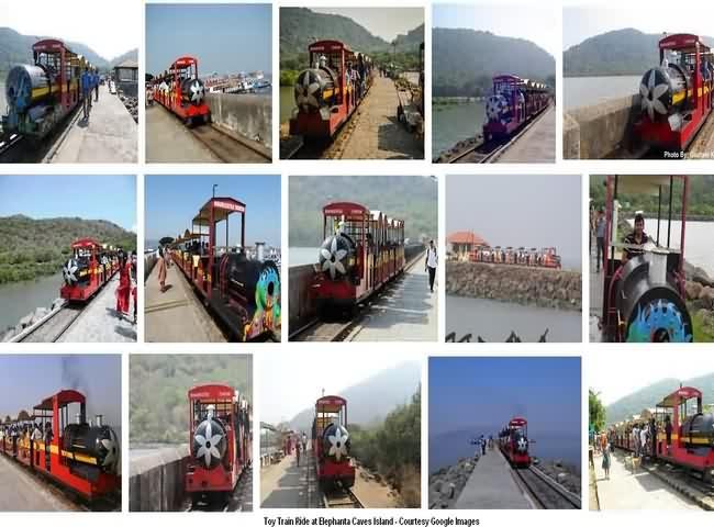 Mini Toy Train