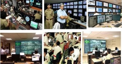 Traffic Police Control Room