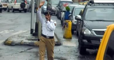 Mumbai Traffic Police Ruling