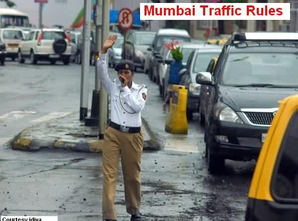Mumbai Traffic Police Ruling