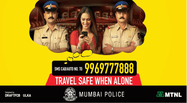 Women Safety in Mumbai