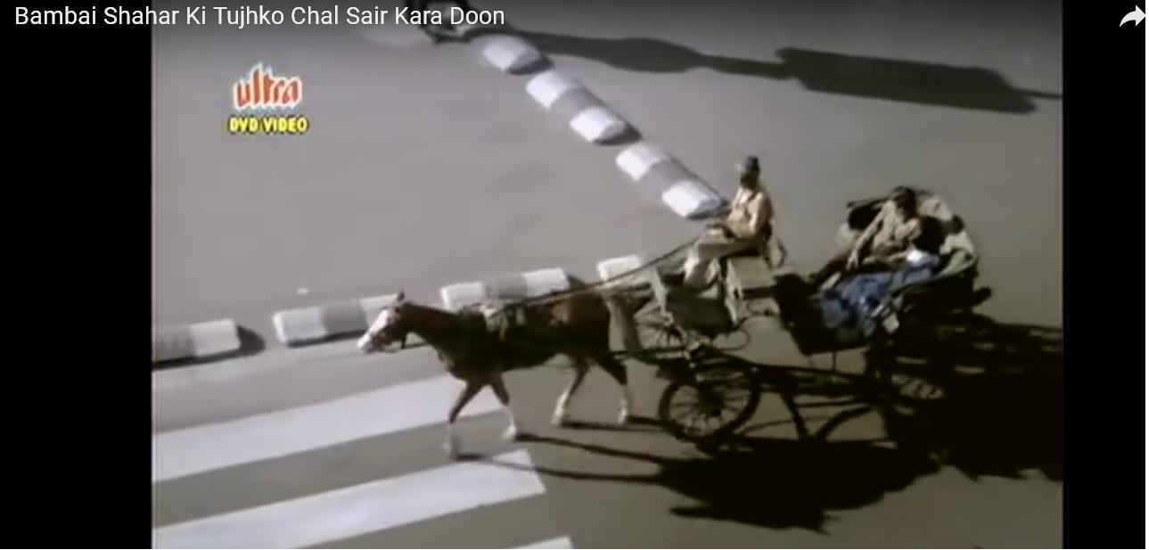TumTum Horse Carriage