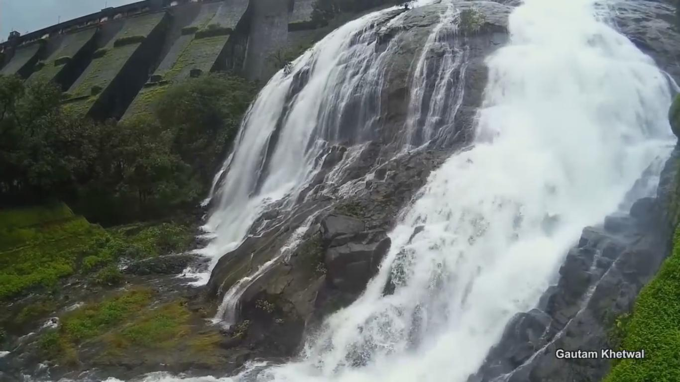 Umbrella Falls Shandi Village