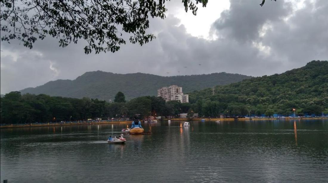 Upvan Lake View