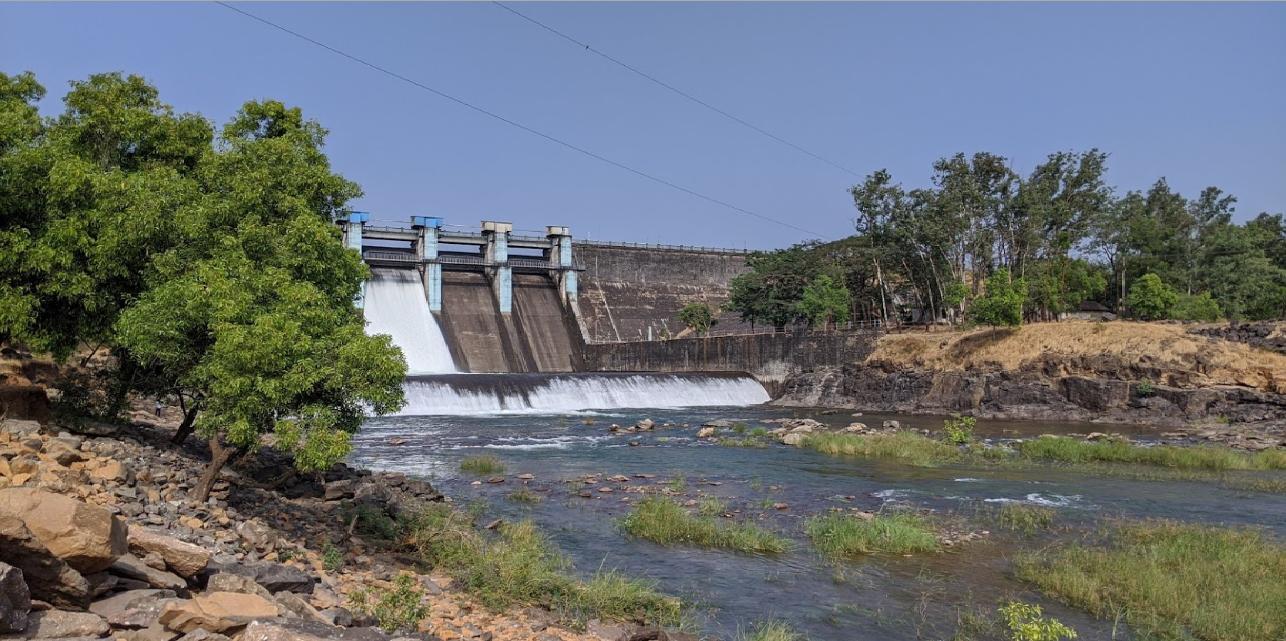 Upper Vaitarna Dam